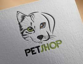 Nro 162 kilpailuun Logo for a Pet Store käyttäjältä Webtitans