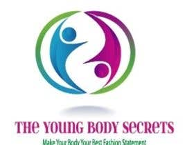 nº 23 pour Design a Logo for The Young Body Secrets par AminaHavet