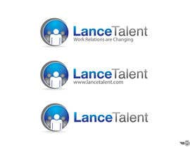 #258 для Logo Design for LanceTalent от MaxDesigner