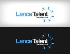 #55 for Logo Design for LanceTalent af Lozenger