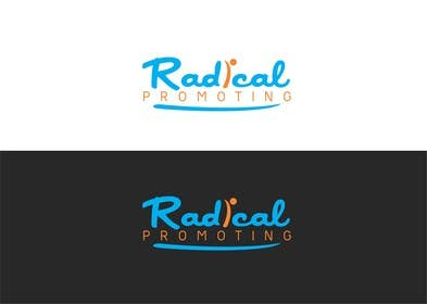 #4 for Design a Logo for RadicalPromoting.com by eltorozzz