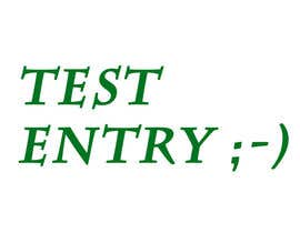 #28 untuk Test Contest T3453 --  Please do not bid oleh mynk16