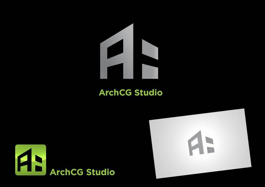 Конкурсная заявка №228 для Logo Design for ArchCG Studio