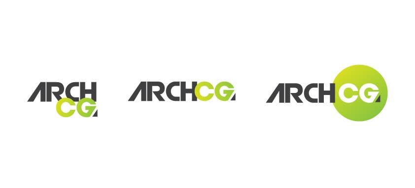 Конкурсная заявка №249 для Logo Design for ArchCG Studio