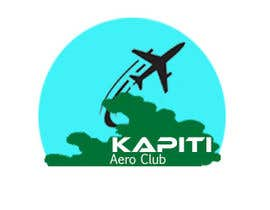 nº 117 pour Logo design for an Aero Club par babitabubu