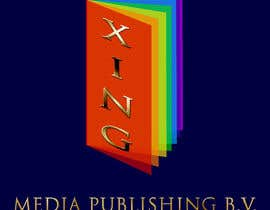 sterea2na tarafından Design a Logo for Xing Media (Books, Magazines & Online Publisher) için no 7