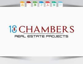 Nro 66 kilpailuun 18 Chambers Logo käyttäjältä GigiDunga