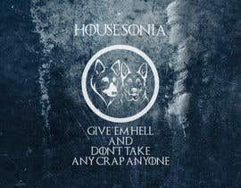#13 for GAME OF THRONES style family sigil by vladamm
