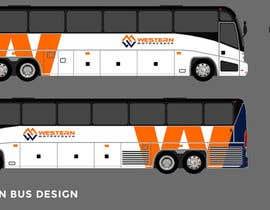 Nro 11 kilpailuun Design a unique look for our buses käyttäjältä nmarden