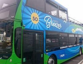 Nro 83 kilpailuun Design a unique look for our buses käyttäjältä krrish250