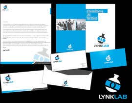 #792 for Design a Logo for Lynklab by saimarehan
