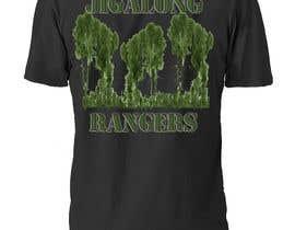 Nro 19 kilpailuun Design back of a T-Shirt - Trees käyttäjältä Exer1976