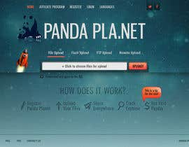 nº 33 pour I need some Graphic Design for Panda Planet par rajverana