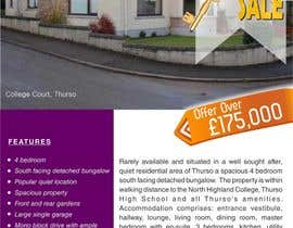 #3 para Flyer for Estate agents por HoneyITSolution