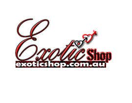 #47 for Design a Logo for exoticshop.com.au af pratikdas90