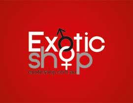 nº 38 pour Design a Logo for exoticshop.com.au par graphics15