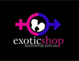 #96 for Design a Logo for exoticshop.com.au af surabi123