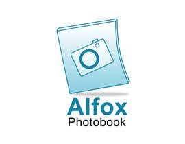 #121 para Logo Design for alfox photobook por kyle2809