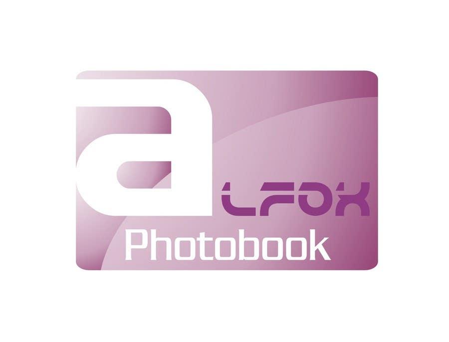 Inscrição nº                                         35                                      do Concurso para                                         Logo Design for alfox photobook