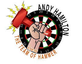 #3 para Design a Logo for High Profile Professional Darts Player por gopu0000