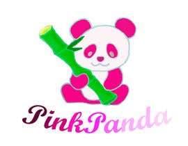#90 for Design a Logo for PinkPanda af IrinaFox