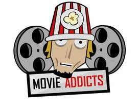 nº 66 pour Design a Logo for Movie Addicts par tadadat