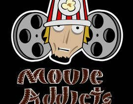 nº 92 pour Design a Logo for Movie Addicts par tadadat
