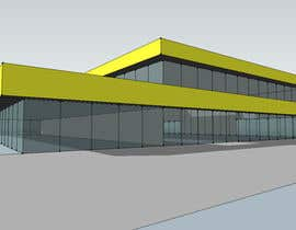 #16 for Hangar Building Concept Design by Marietka