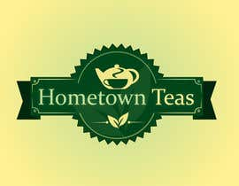 #47 for Logo Design for a Teashop by GlopesDesign