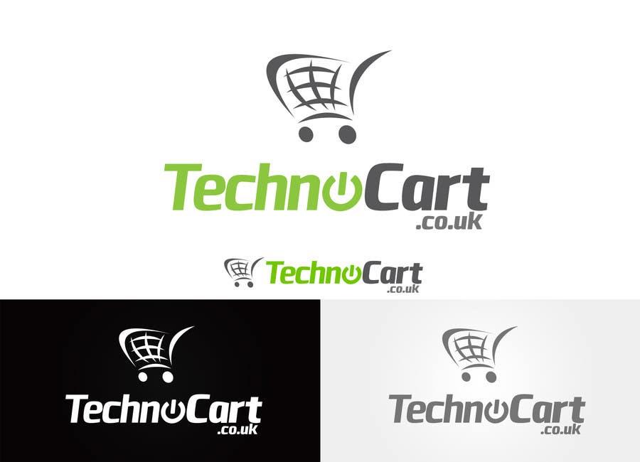 Konkurrenceindlæg #38 for Design a Logo for TechnoCart.co.uk