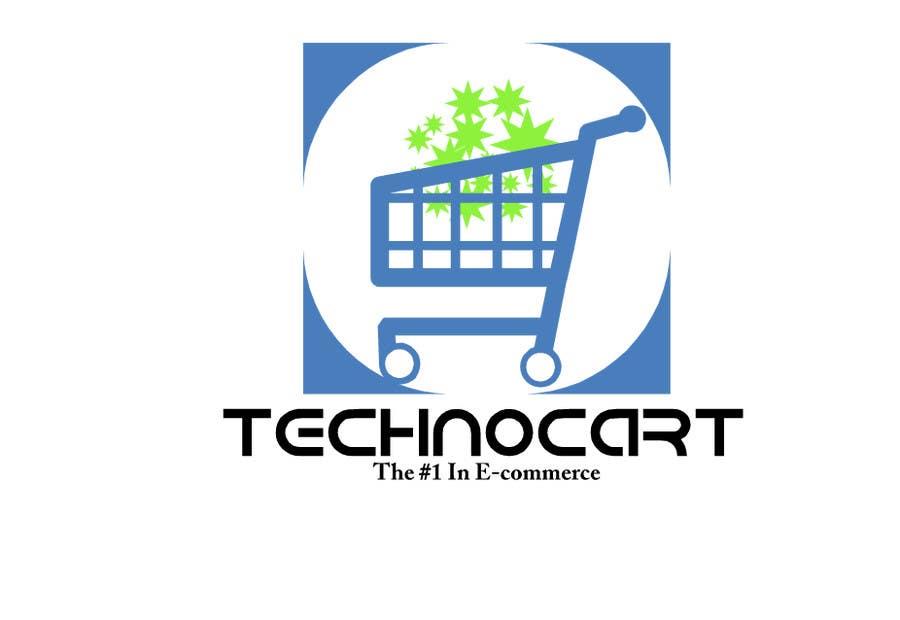 Kilpailutyö #6 kilpailussa Design a Logo for TechnoCart.co.uk