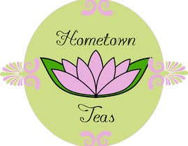 #54 para Logo Design for Teashop por PatWms