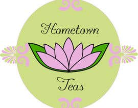 #56 para Logo Design for Teashop por PatWms