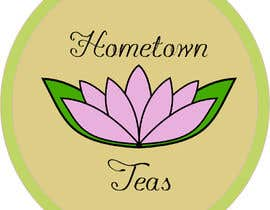 #57 para Logo Design for Teashop por PatWms