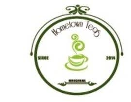 nº 45 pour Logo Design for Teashop par AminaHavet