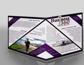 #31 para Brochure Design for Business 360 LLC por d1zzye