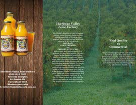 #1 for Design a Brochure for Juice Company by barinix