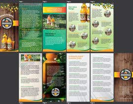 #2 for Design a Brochure for Juice Company by AchiverDesigner