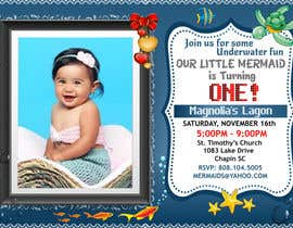 #35 cho Design a Birthday party invitation bởi venug381