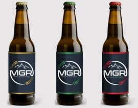 nº 49 pour Concevoir un logo pour la brasserie MGR par griffindesing