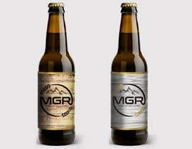 nº 51 pour Concevoir un logo pour la brasserie MGR par griffindesing