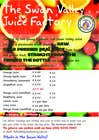 #18 for Design a Flyer for Juice Company by Tarantinka