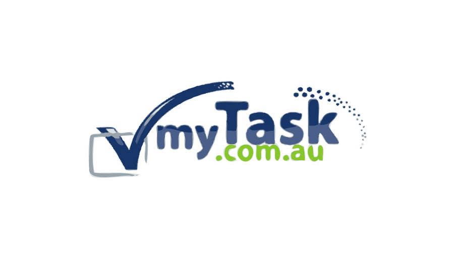 Kilpailutyö #                                        146                                      kilpailussa                                         Logo Design for myTask.com.au