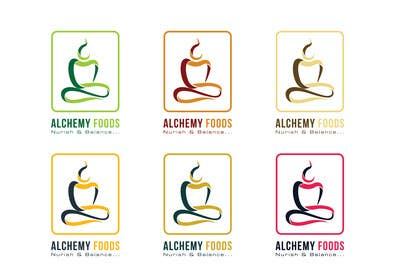 #219 for Design a Logo for Alchemy Foods by mariadesigns78