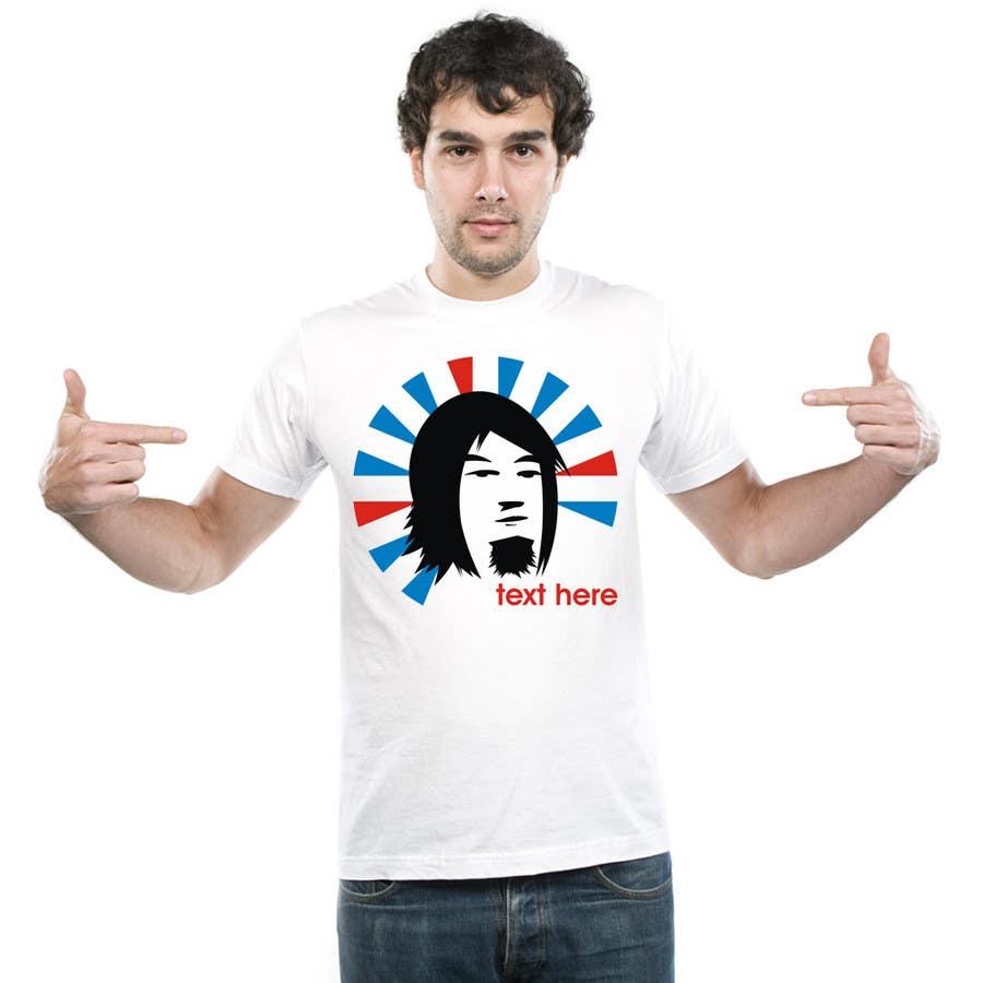 Inscrição nº                                         3                                      do Concurso para                                         T-shirt Graphic Drawing Design