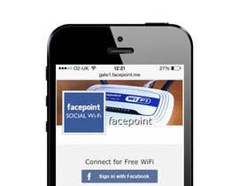 #13 para Design a Flyer for Facepoint Social Wi-Fi Router por p1nd1