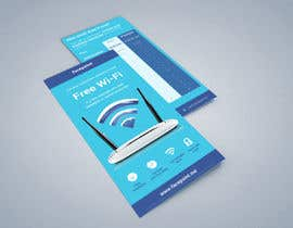 #21 para Design a Flyer for Facepoint Social Wi-Fi Router por aleksejspasibo