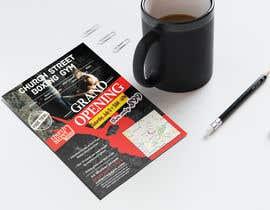 EthanMarcus tarafından Design a Flyer for Grand Opening için no 29
