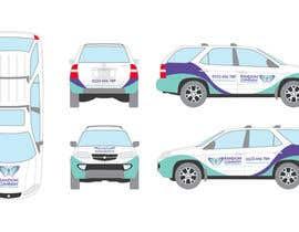 aperadean tarafından Vehicle Wrap Design için no 15