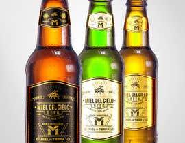 Nro 39 kilpailuun Design a beer label käyttäjältä veranika2100